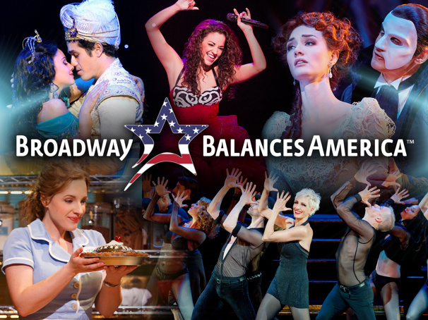 Top of the Morning! Season Four of Lifetime Channel's Broadway Balances America Will Premiere in September