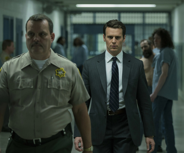 Odds & Ends: Watch Jonathan Groff Get Serious in Mindhunter Trailer, London's Wicked Breaks New Record & More
