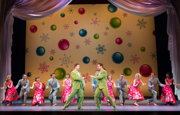 Irving Berlin's White Christmas 2016 National Tour Company. Jeremy Daniel Photography, 2016.
