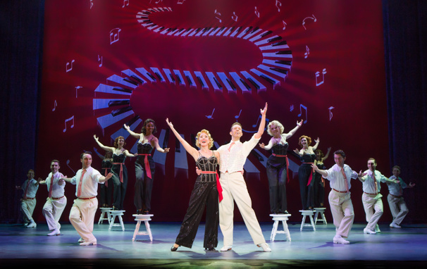 irving berlins white christmas 2016 national tour company jeremy daniel photography 2016 - Christmas Broadway Shows