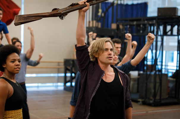 See Matt Shingledecker, Phoenix Best & More Hit the Rehearsal Room Pre-Les Miserables Tour