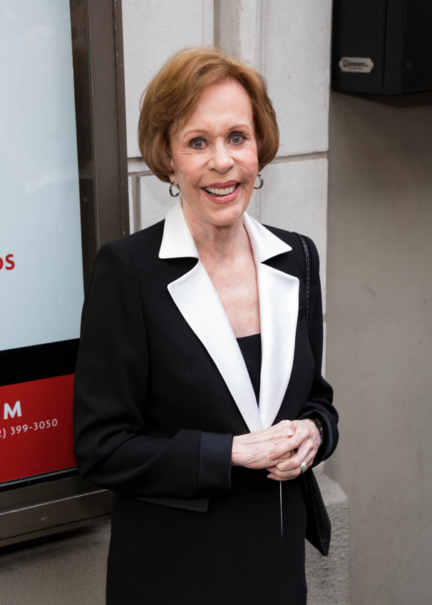Carol Burnett(Photo: Emilio Madrid-Kuser)