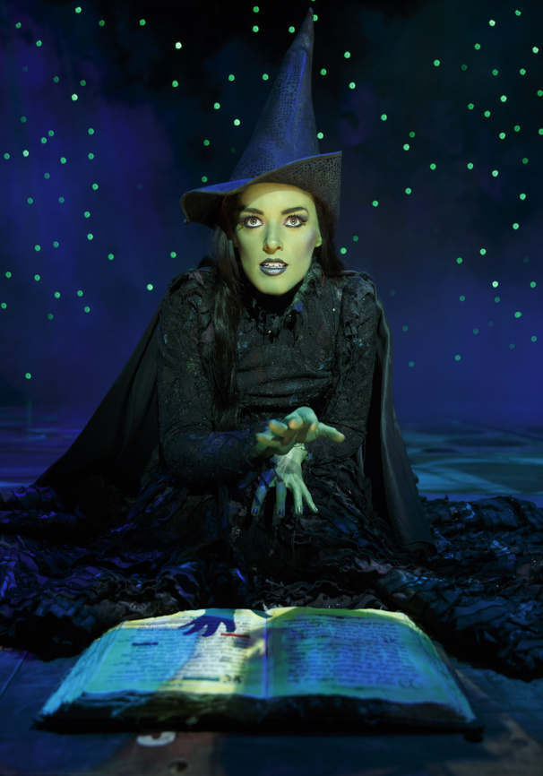 Wonderful! Mary Kate Morrissey Will Star as Elphaba in the National Tour of Wicked