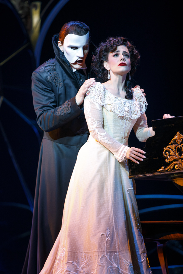 The Phantom Returns! Here's Your First Look at the National Tour of Love Never Dies