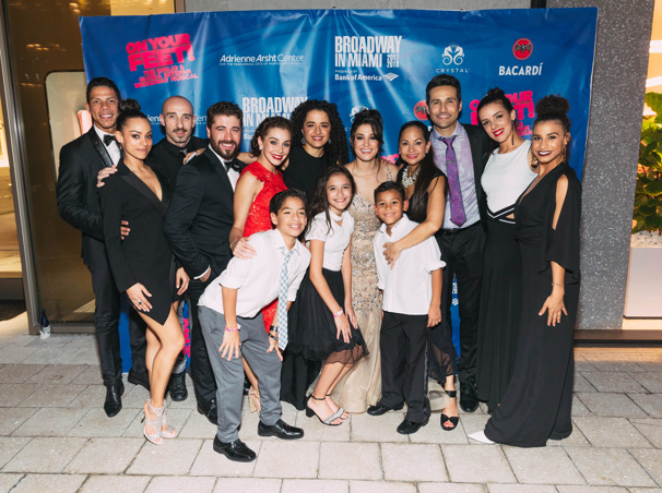 Congrats to the national tour company of On Your Feet!!