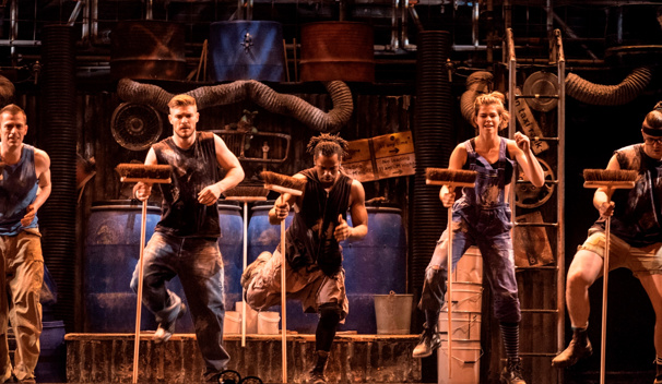 Stomp Will End 15-Year London Run; Creators at Work on Potential Remount