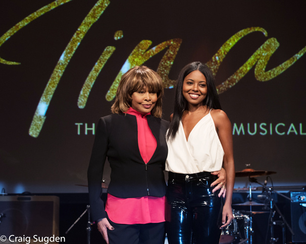Adrienne Warren to Lead World Premiere of Tina Turner Bio-Musical in London