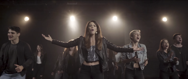 Pitch Perfect! Watch Caroline Bowman & More Give Wicked the A Cappella Treatment
