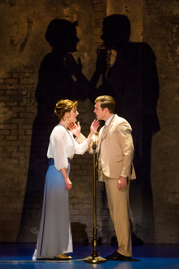 Lael Van Keuren & Billy Harrigan Tighein in Finding Neverland