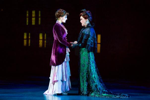 Lael Van Keuren & Karen Murphy in Finding Neverland