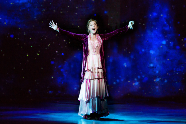 Lael Van Keuren in Finding Neverland