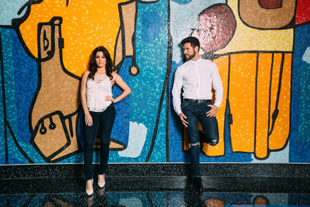 On Your Feet! Stars Christie Prades & Mauricio Martinez on Becoming Friends, Playing Superstars & Touring America