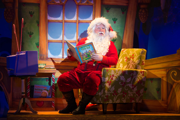 Elf The Musical Tour Canada