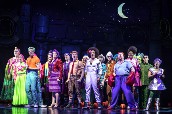 Best Day Ever! Tony-Nominated Musical SpongeBob SquarePants Will Make Waves Across the Country