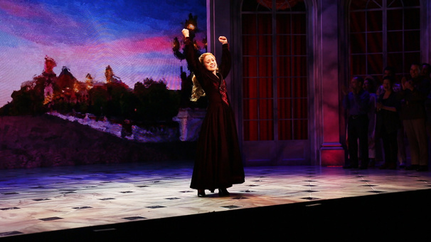 Celebrate 20 Years of Anastasia with Christy Altomare's Enchanting Performance of 'Journey to the Past'