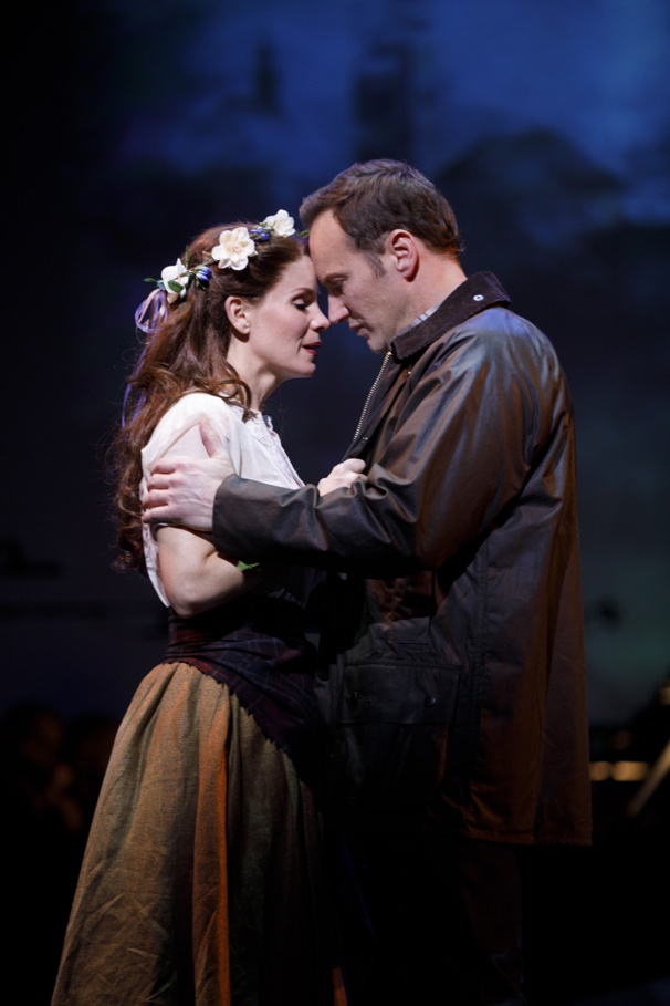 Exclusive! Watch Kelli O'Hara, Patrick Wilson & Stephanie J. Block Sing from Brigadoon for a Glorious New Cast Album