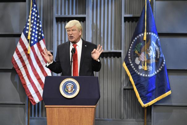 Alec Baldwin May Bring Acclaimed Donald Trump Impression to Broadway