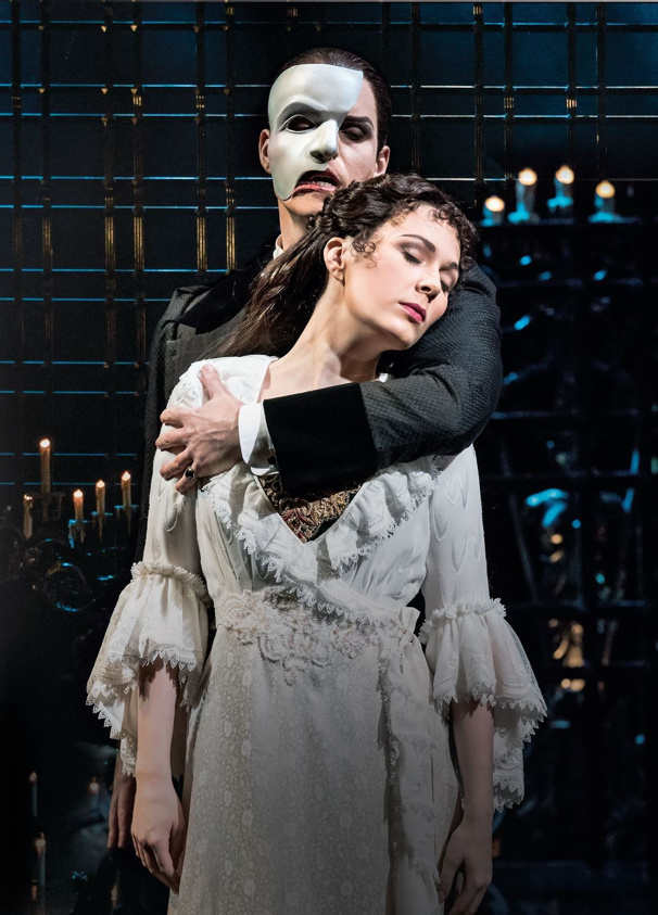 Ben Lewis on Starring in London's The Phantom of the Opera and How It Compares to His Role in Love Never Dies