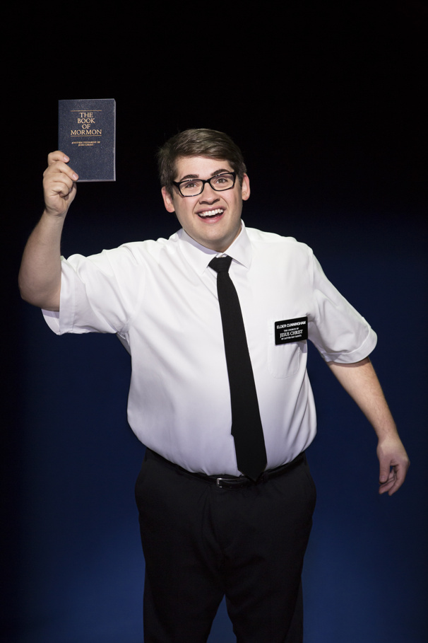 Conner Peirson in The Book of Mormon