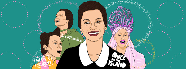 Lea Salonga on Returning to Broadway in Once On This Island, Fan Interaction Etiquette & More