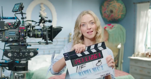 Odds & Ends: Go Behind the Scenes in New Teaser for Mamma Mia! Here We Go Again & More