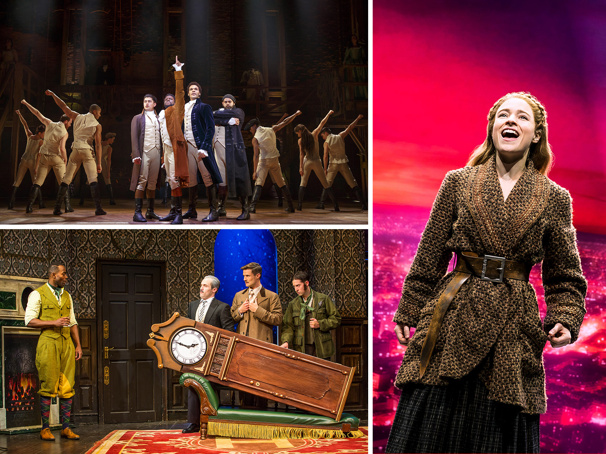 Kansas City's 2018-19 Season Will Include Broadway's Hamilton, Anastasia, The Play That Goes Wrong & More