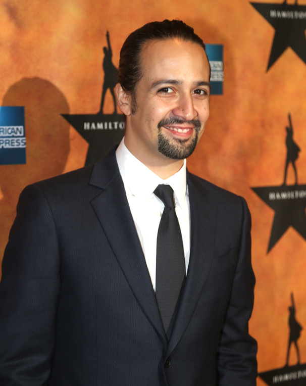 Odds & Ends: Date Set for Lin-Manuel Miranda's Star on Hollywood Walk of Fame & More