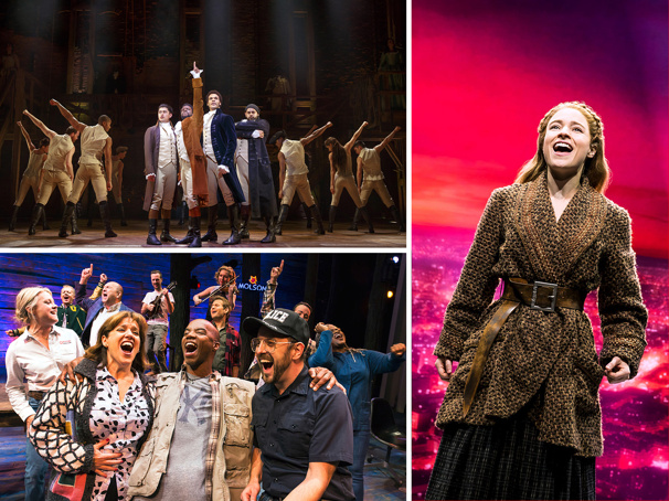 Baltimore's 2018-19 Season Will Include Broadway's Hamilton, Anastasia, Come From Away & More