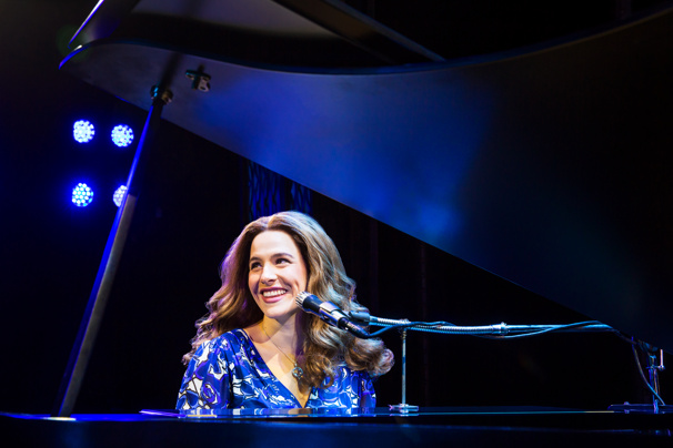 The touring company of Beautiful—The Carole King Musical