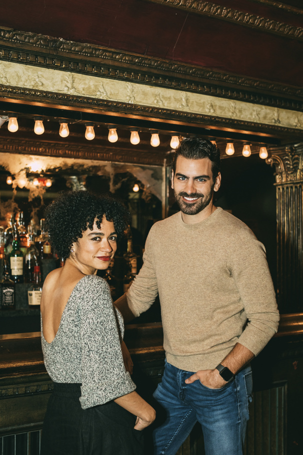 Exclusive! Lauren Ridloff & Producer Nyle DiMarco Poised for Broadway's Children of a Lesser God