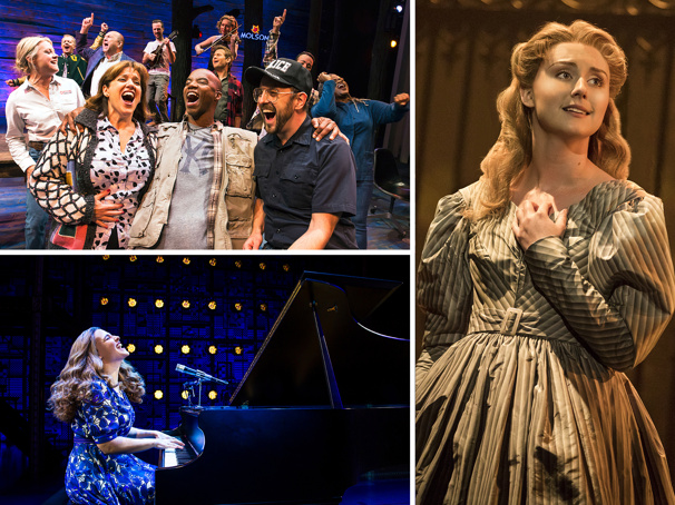 Edmonton's 2018-19 Season Will Include Broadway's Come From Away, Les Miserables, Beautiful & More