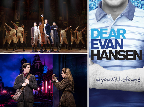 Pittsburgh's 2018-19 Season Will Include Broadway's Hamilton, Dear Evan Hansen, Anastasia & More