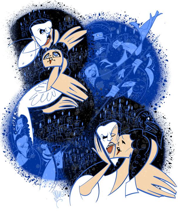 The Phantom of the Opera's 30th Anniversary Stars Ring In an Unprecedented Milestone