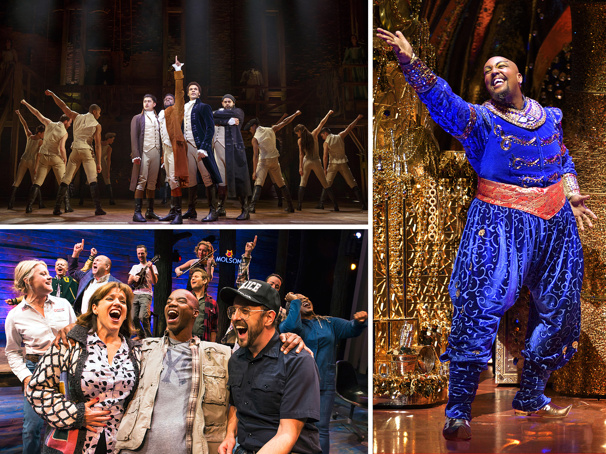 Omaha's 2018-19 Season Will Include Broadway's Hamilton, Aladdin, Come From Away & More