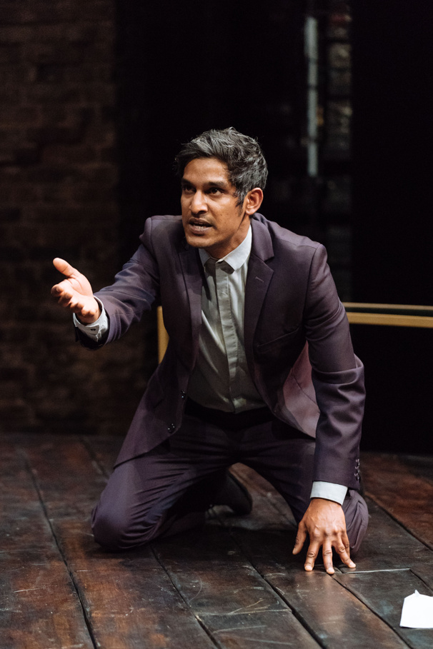 Mary Stuart's Rudi Dharmalingam on Playing a Fictional Character in a History Play & More
