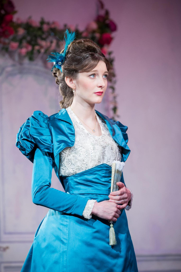 Lady Windermere's Fan Star Grace Molony on Her Big Debut, Getting Used to Corsets & Working with an AbFab Legend