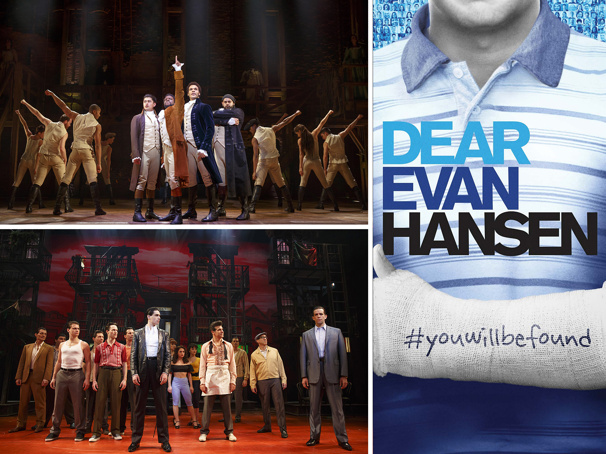 Minneapolis' 2018-19 Season Will Include Broadway's Hamilton, Dear Evan Hansen, A Bronx Tale & More