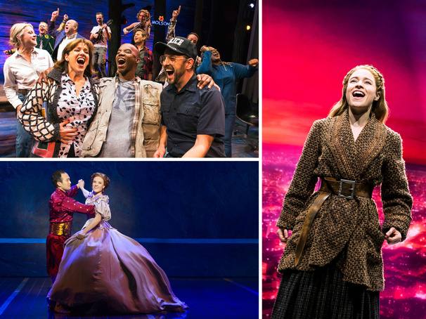 Milwaukee's 2018-19 Season Will Include Broadway's Come From Away, Anastasia, The King and I & More