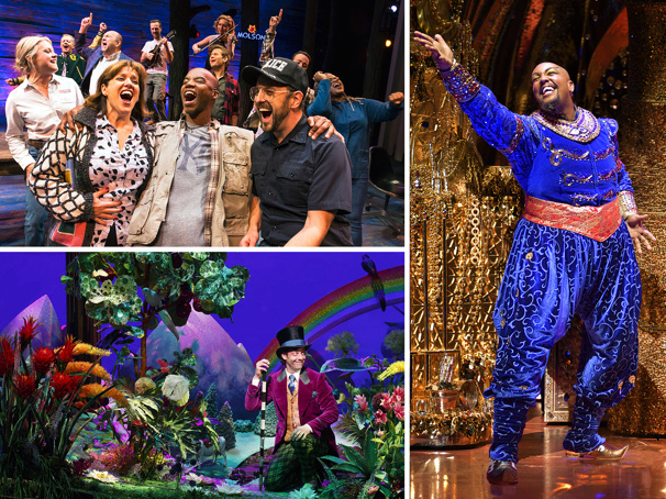 Portland's 2018-19 Season Will Include Broadway's Come From Away, Aladdin, Roald Dahl's Charlie and the Chocolate Factory & More