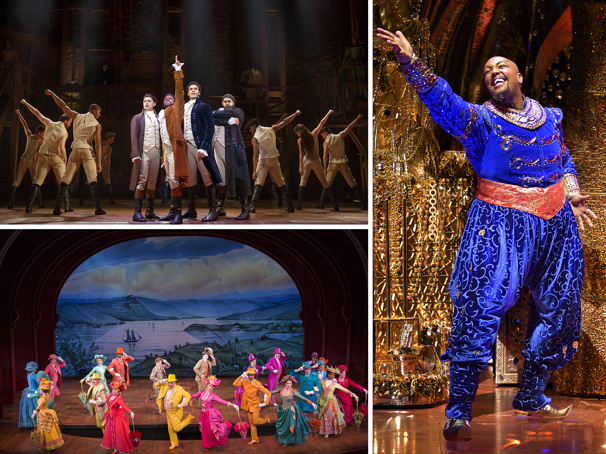 Columbus' 2018-19 Season Will Include Broadway's Hamilton, Aladdin, Hello, Dolly! & More