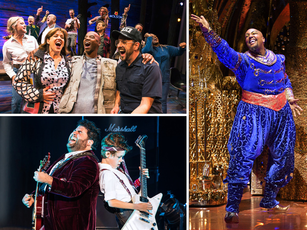 Salt Lake City's 2018-19 Season Will Include Broadway's Come From Away, Aladdin, School of Rock & More