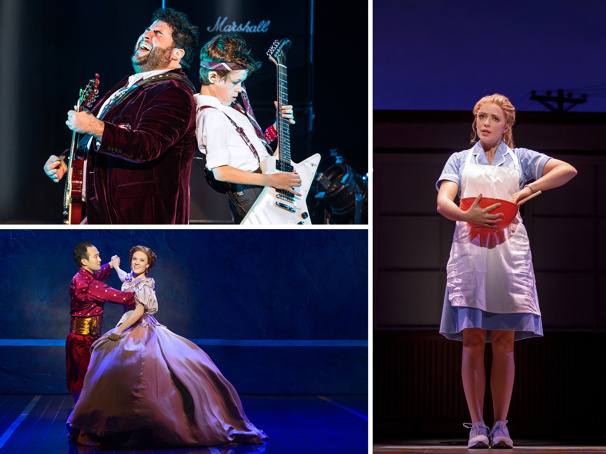 Indianapolis' 2018-19 Season Will Include Broadway's School of Rock, Waitress, The King and I & More