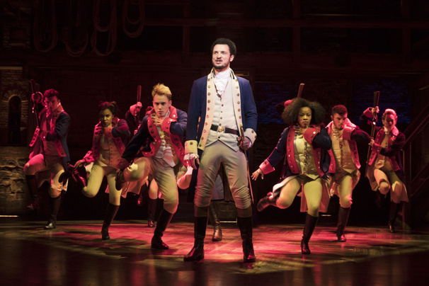 Hamilton Breaks Olivier Nominations Record; Angels in America & The Ferryman Also Honored
