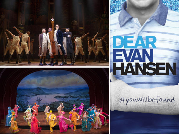Orlando's 2018-19 Season Will Include Broadway's Hamilton, Dear Evan Hansen, Hello, Dolly! & More