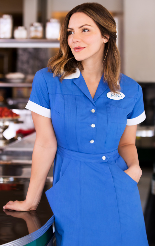 Smash Alum Katharine McPhee to Make Her West End Debut in Waitress