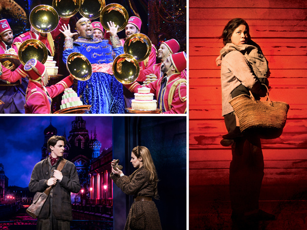 Houston's 2018-19 Season Will Include Broadway's Aladdin, Miss Saigon, Anastasia & More