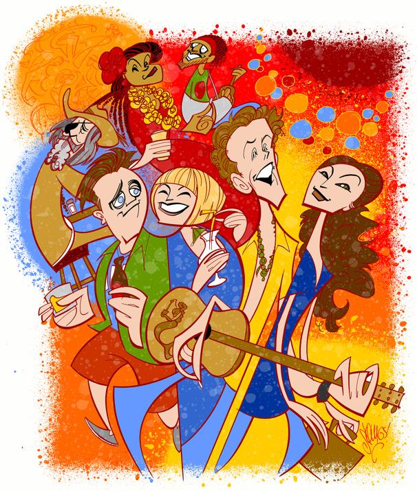 Jimmy Buffett Musical Escape to Margaritaville Opens on Broadway