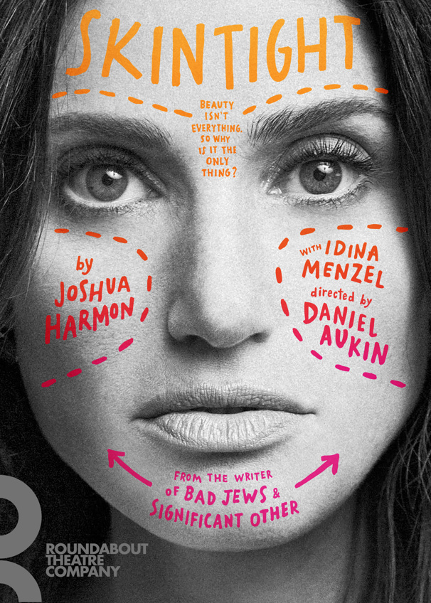Here's a Fierce First Look at Idina Menzel's New Off-Broadway Gig Skintight