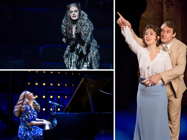 Albuquerque's 2018-19 Season Will Include Broadway's Cats, Finding Neverland, Beautiful—The Carole King Musical & More