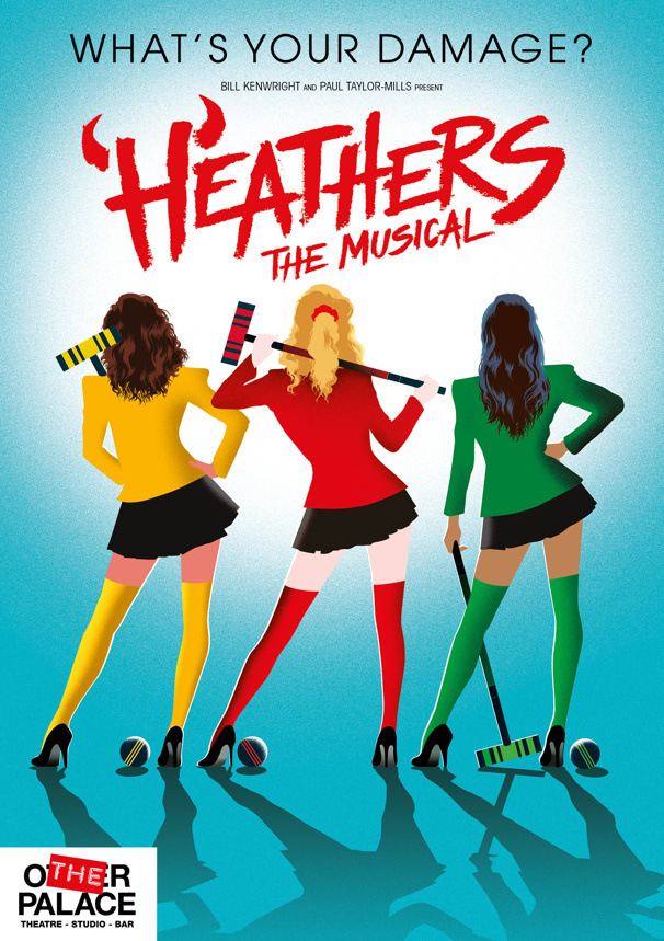 London Odds & Ends: Heathers—The Musical Will Arrive in U.K. & More